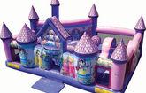 Батут Замок Золушки