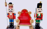 Рождественский трон