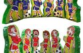 Футболисты пенальти