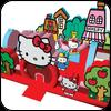 Батут Hello Kitty