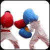 Гигантские перчатки для бокса