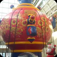 IX Московская международная выставка «Аттракционы и Развлекательное оборудование РАППА ЭКСПО ОСЕНЬ 2015»