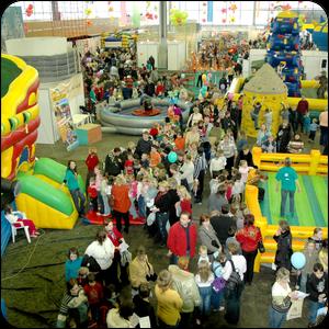 Спортленд - XV-я Интерактивная выставка детского досуга и активного отдыха