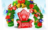Фотозона Merry Christmas
