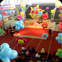 Спортленд - Интерактивная выставка детского досуга и активного отдыха