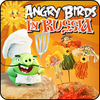 Angry Birdz in Russia