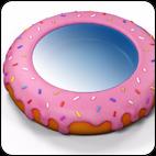 Батут Пончик
