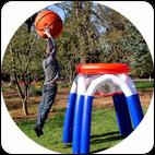 Гигантское Баскетбольное Кольцо