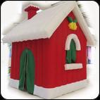 Дом для подарков