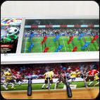 Кикер футбол призовой (мини)