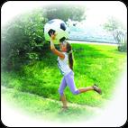 Мяч 0,7 диаметр
