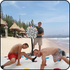 Твистер пляжный