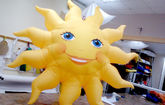 Солнце (подвесное)